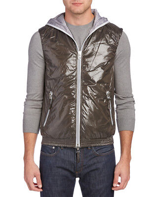 hot sale online f9cbf 66327 Duvetica Anceo Hooded Vest Guaranteed 100% Authentic