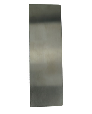Stainless Steel Scraper 12 Inch Long 3.3 Inch Wide - Extra Large