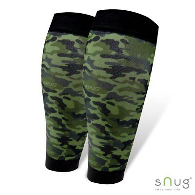 SNUG-MST Professional High Pressure Reduction Leg Socks - Camo