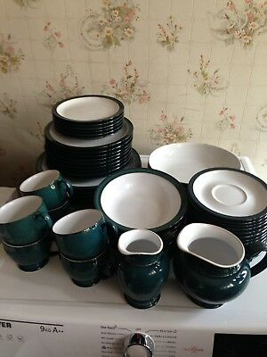 denby stoneware dinner set