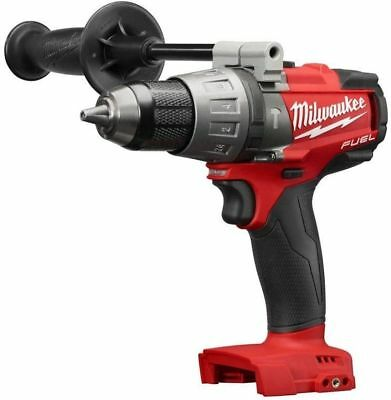 Milwaukee 2704-20 M18 FUEL 18-Volt Li-Ion 1/2 in Hammer Drill/Driver - Tool Only