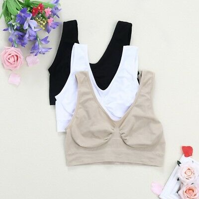 Maternity Wire Free Nursing Bra Pregnancy Women Breast Feeding Underwear Clothes