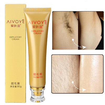 AFY Powerful Permanent Hair Removal Cream Depilatory Cream For Whole Body 80g