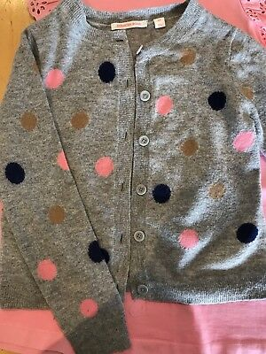 Girls Country Road Cardigan Size 7