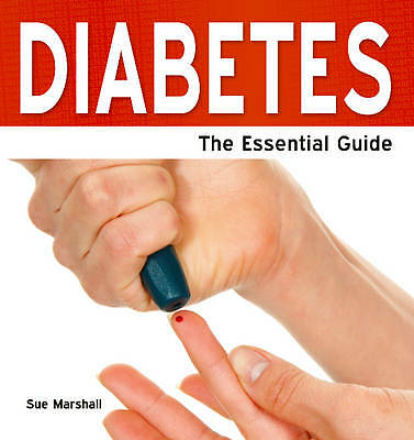 Marshall, Sue, Diabetes - The Essential Guide (Need2know), Very Good Book