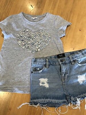 Girls Bardot & Seed Bundle Size 7