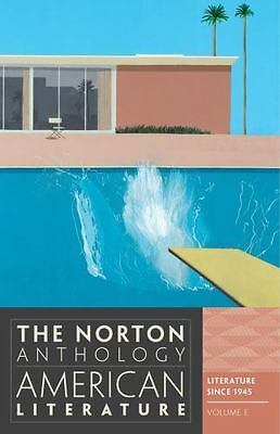 The Norton Anthology of American Literature (Eighth Edition)  (Vol. E) by