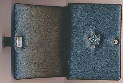 CANADA: 1981 Proof Set with Silver $1, Double Dollar - Canadian Pacific Railway