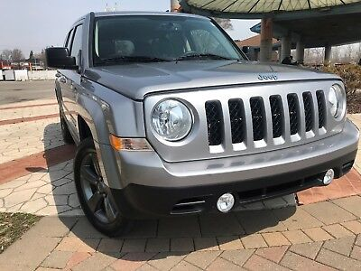 2015 Jeep Patriot High Altitude Edition 15 Jeep Patriot High Altitude Edition NO RESERVE PRICE Clean Clear Title Save