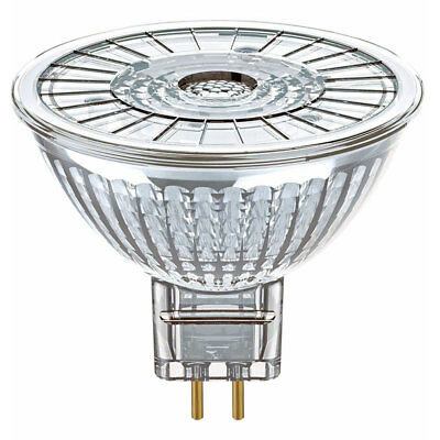 OSRAM LED STAR 2,9-W-GU5,3-LED-Lampe mit Glasreflektor, warmweiß, 12 V