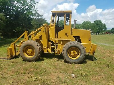 Wheel Loader Allis Chalmers 840