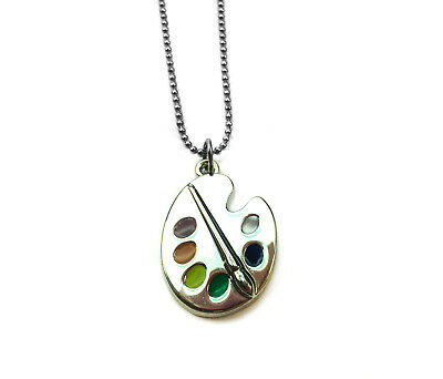 SAA Paint Palette Necklace