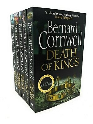 Bernard Cornwell The Last Kingdom Series 5 Books Collection Set (Book 6-10)