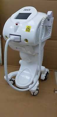 Laser Schnelle Diode 808 Super fast pain free Hair removal system AW3 Allwhite