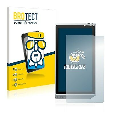 Cowon Plenue R AirGlass Glass Screen Protector Ultra Thin Protection Film