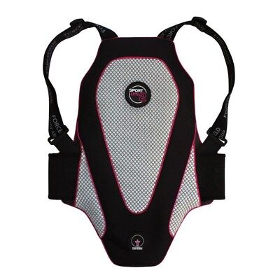 Forcefield Sport-Lite Ladies Motorcycle Motorbike Back Protector Medium Large