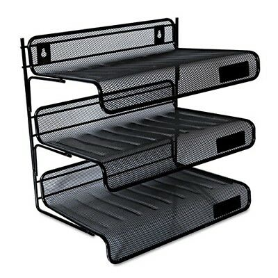 Universal Mesh 3-Tier Desk Shelf - 20006