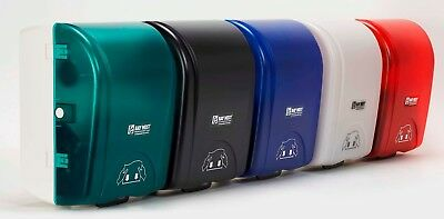 Hands Free Paper Towel Dispenser Bay West Silhouette (Various Colours)