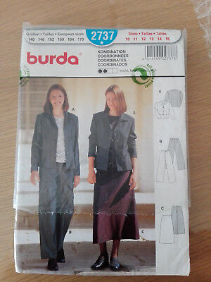 BURDA 8999 Fasching Schnittmuster - Batman, Superman - Gr. 140 - 170 ...
