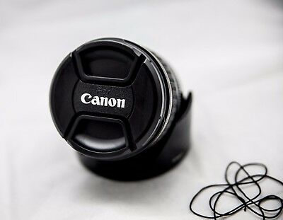 67mm Replacement Front Lens Cap for Canon - UK SELLER