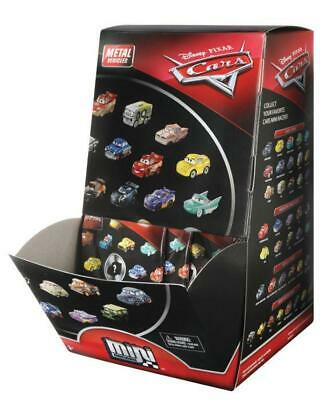 WHOLESALE x 36 CARS MINI RACERS DIECAST DISNEY BLIND BAGS IN CDU FBG74 PARTY