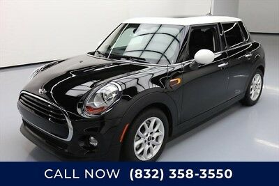 Mini Hardtop Cooper Texas Direct Auto 2016 Cooper Used Turbo 1.5L I3 12V Automatic FWD Hatchback