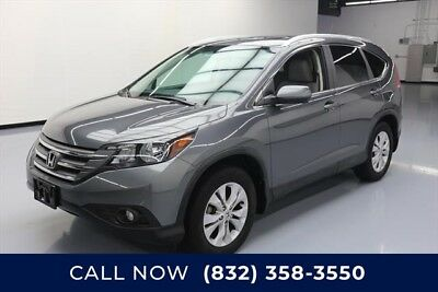 Honda CR-V EX-L 4dr SUV Texas Direct Auto 2014 EX-L 4dr SUV Used 2.4L I4 16V Automatic FWD SUV Moonroof