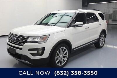 Ford Explorer Limited Texas Direct Auto 2016 Limited Used 3.5L V6 24V Automatic FWD SUV