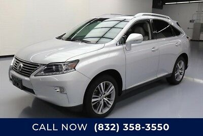 Lexus RX  Texas Direct Auto 2015 Used 3.5L V6 24V Automatic FWD SUV Premium