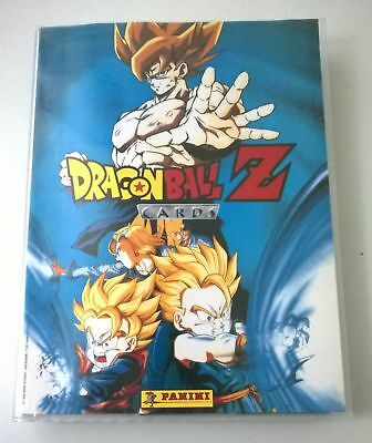 Classeur de 479 cartes dragon ball z