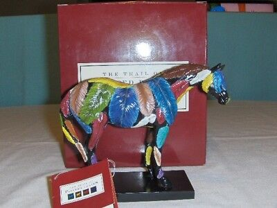 The Trail Of Painted Ponies, Horsefeathers #12206 1st edition