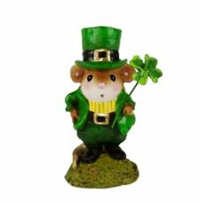A WEE BIT O'LUCK by Wee Forest Folk, WFF# M-393A