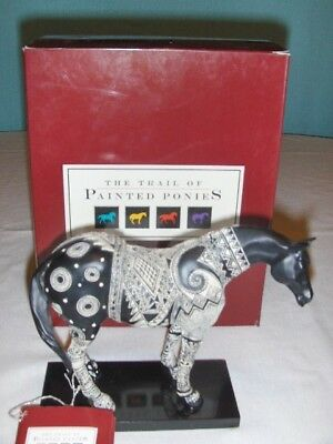 The Trail Of Painted Ponies, Anasazi Spirit Horse #1583 3E