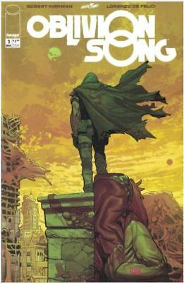 OBLIVION SONG #1 PINK SIGNATURE VARIANT Same low ship regardless of qty