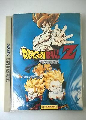 Classeur de 311 cartes dragon ball z