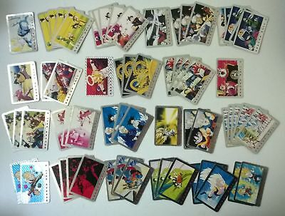 Lot de 360 cartes dragon ball z Série 2 grise  (Régular et Prism)