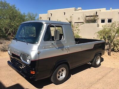 1965 Ford Other Pickups  1965 Ford Econoline Pickup Cabover COE