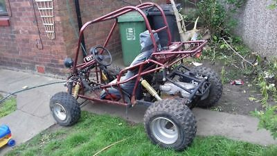 Off road beach buggy