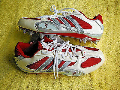 NEW W/TAG no BOX ADIDAS ATTACKER LAX FLY Lo sz.13 CLEATS SHOES SPORTS LACROSSE!