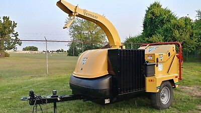 2005 Vermeer BC1400XL Chipper - Only 981 hours - PRISTINE CONDITION