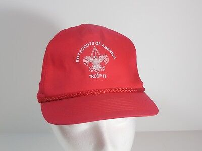 Boy Scouts of America Troop 13 Baseball Cap Hat