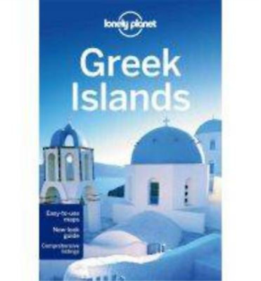 Lonely Planet Greek Islands (Travel Guide) download