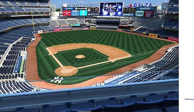 Yankees Tickets JIM BEAM SUITE!  4 Seats in Row 2... Only September Games Left!