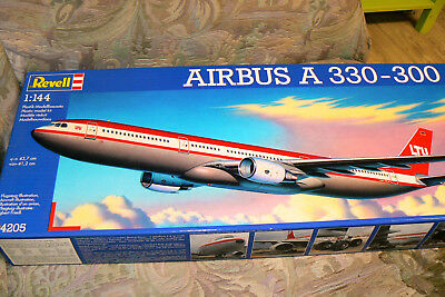 Revell Airbus A 330-300 Ltu 1/144  04205 Sehr Selten