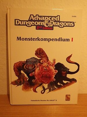 AD&D 2nd Edition Monsterkompendium 1