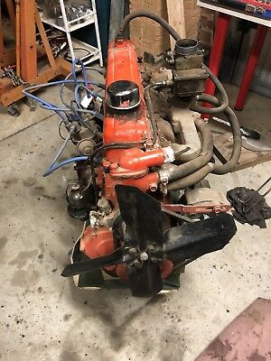 173 Cd Engine Holden Motor Lc Lj Torana