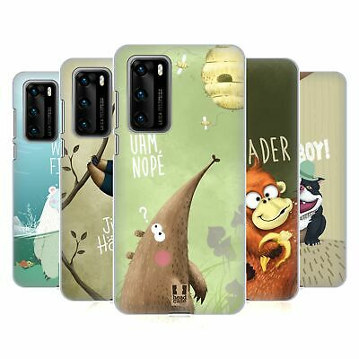 Head Case Designs Animal Quips Hard Back Case For Huawei Phones 1