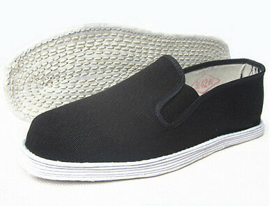 6569 Hot Style Men Comfortable shoes cotton kung fu Tai chi slipper Casual shoes