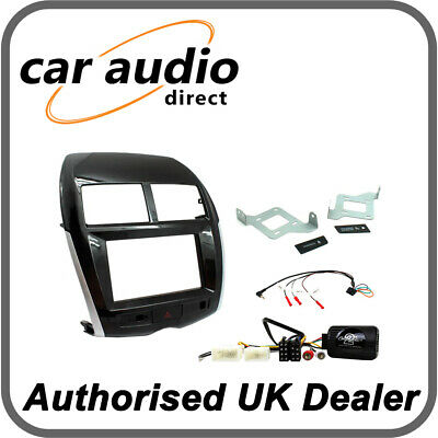 Connects2 CTKMT10 Mitsubishi ASX 2014> Non Amplified Double Din Radio Kit