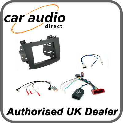Connects2 CTKMZ07 Mazda 3 2010> 2015 Double Din Radio Installation Kit NON Amp
